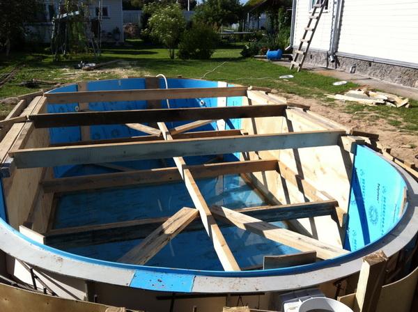 Бассейн для питьевой воды своими руками 903